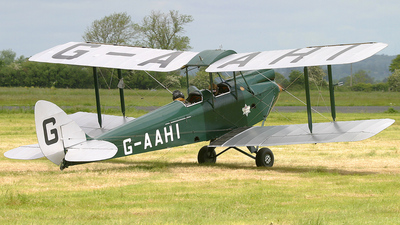 G-AAHI - De Havilland DH-60G Gipsy Moth - Private