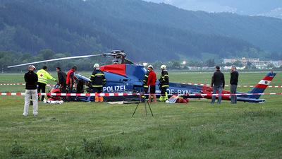 OE-BXN - Aérospatiale AS 350B1 Ecureuil - Austria - Ministry of Interior