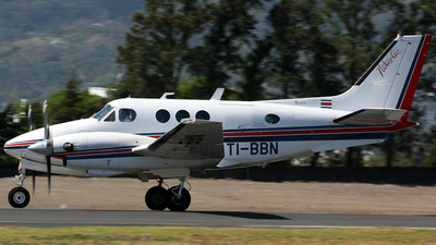 TI-BBN - Beechcraft E90 King Air - Nature Air