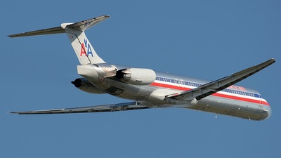 N488AA - McDonnell Douglas MD-82 - American Airlines