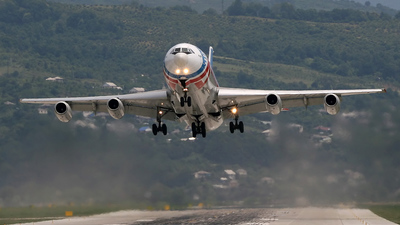 RA-86114 - Ilyushin IL-86 - Ural Airlines
