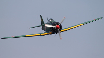 F-AZZM - North American AT-6 Texan - Private