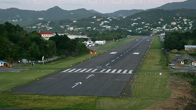 TLPC - Airport - Airport Overview