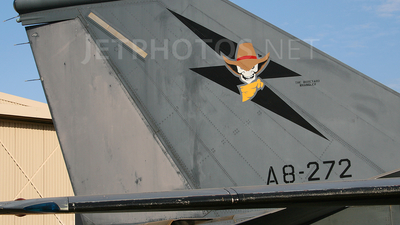 A8-272 - General Dynamics F-111G Aardvark - Australia - Royal Australian Air Force (RAAF)