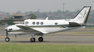 VH-JET - Beechcraft C90B King Air - Leppington Pastoral