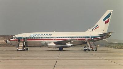 EC-DVE - Boeing 737-204(Adv) - Spantax