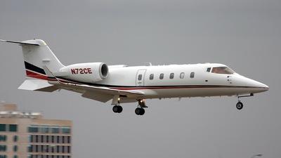 N72CE - Bombardier Learjet 60 - Private