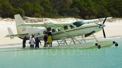 VH-LNI - Cessna 208 Caravan - Private