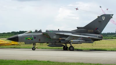 ZG729 - Panavia Tornado GR.4A - United Kingdom - Royal Air Force (RAF)