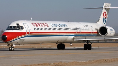 B-2257 - McDonnell Douglas MD-90-30 - China Eastern Airlines