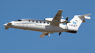 I-PJET - Piaggio P-180 Avanti II - Wind Jet