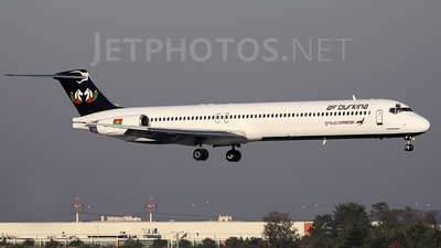 XT-ABC - McDonnell Douglas MD-87 - Air Burkina
