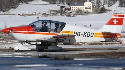 A picture of HBKDO - Robin DR400/200R - [2133] - © Roland Nussbaumer