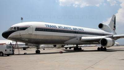 N723DA - Lockheed L-1011-1 Tristar - Trans Atlantic Airlines