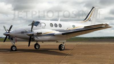 PP-WCA - Beechcraft C90B King Air - Private