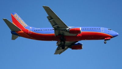 N633SW - Boeing 737-3H4 - Southwest Airlines
