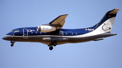 D-BGAG - Dornier Do-328-300 Jet - Gandalf Airlines