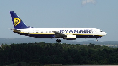EI-DCC - Boeing 737-8AS - Ryanair