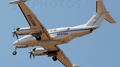 N857GA - Beechcraft 200T Super King Air - Intermap