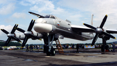 20-BLACK - Tupolev Tu-95 Bear - Russia - Air Force