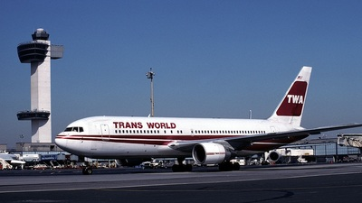 N606TW - Boeing 767-231(ER) - Trans World Airlines (TWA)