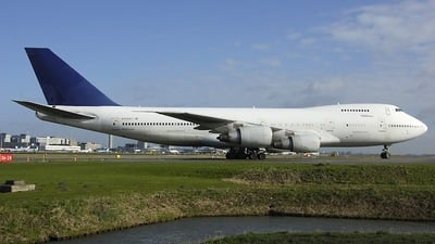 N506MC - Boeing 747-2D3B(SF) - Atlas Air