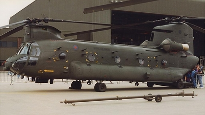 ZH777 - Boeing Chinook HC.2 - United Kingdom - Royal Air Force (RAF)