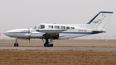 SP-FTD - Cessna 402B - MGGP Aero