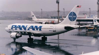 N812PA - Airbus A310-324 - Pan Am