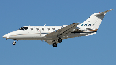 N464LX - Beechcraft 400A Beechjet - Private