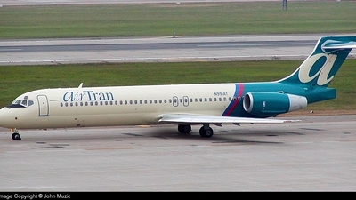 N991AT - Boeing 717-23S - airTran Airways