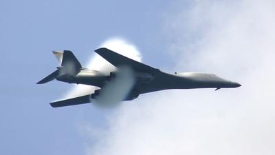 86-0118 - Rockwell B-1B Lancer - United States - US Air Force (USAF)