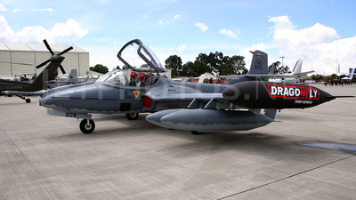FAC2178 - Cessna A-37B Dragonfly - Colombia - Air Force