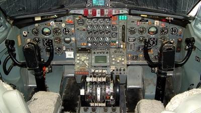 N720JR - Boeing 720-047B - JAR Aircraft Services