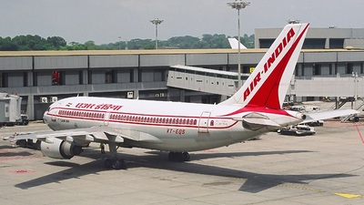 VT-EQS - Airbus A310-304 - Air India