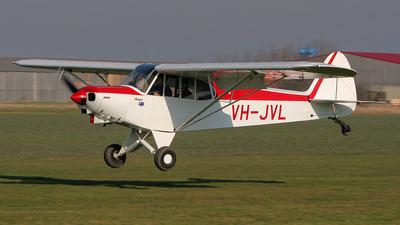 VH-JVL - Piper PA-18-150 Super Cub - Private