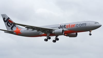 VH-EBD - Airbus A330-202 - Jetstar Airways