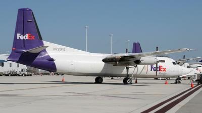 N728FE - Fokker F27-500F Friendship - FedEx Feeder (Mountain Air Cargo)