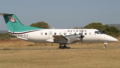 VH-TLZ - Embraer EMB-120ER Brasília - Network Aviation
