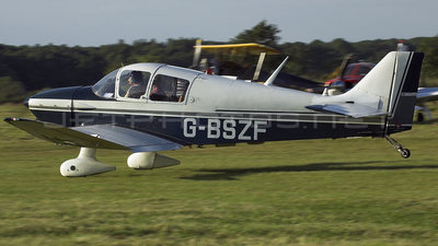 G-BSZF - Jodel DR250/160 Capitaine - Private