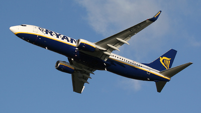 EI-DLY - Boeing 737-8AS - Ryanair