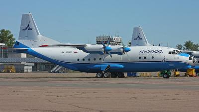 RA-12193 - Antonov An-12BK - Moskovia Airlines