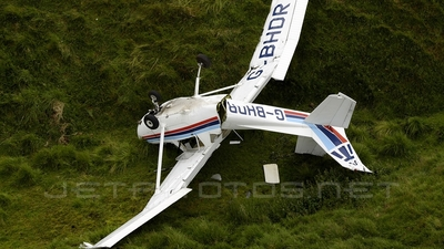 G-BHDR - Reims-Cessna F152 - Tayside Aviation