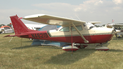 N46219 - Cessna 172I Skyhawk - Private