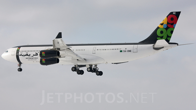5A-ONE - Airbus A340-213 - Afriqiyah Airways
