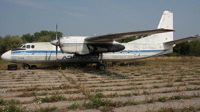 CCCP-46801 - Antonov An-24 - Aeroflot