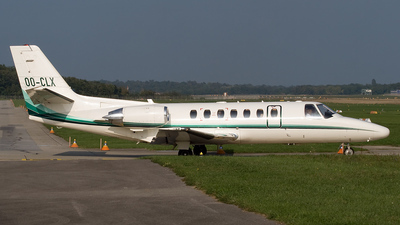 OO-CLX - Cessna 560 Citation Ultra - Sky-Service