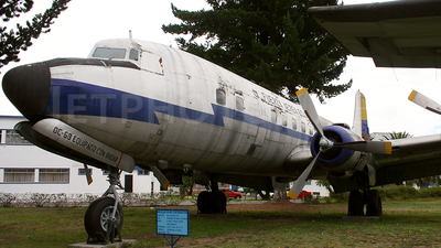 FAE44691 - Douglas DC-6B - Ecuador - Air Force