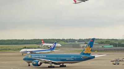 VN-A151 - Boeing 777-2Q8(ER) - Vietnam Airlines