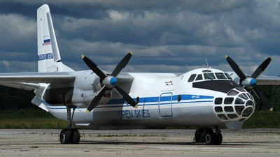RA-30078 - Antonov An-30 - Russia - Air Force